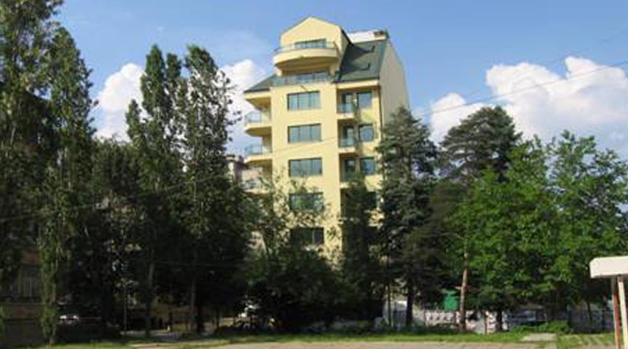 WOHNGEBÄUDE Sofia, Iztok Wohnviertel