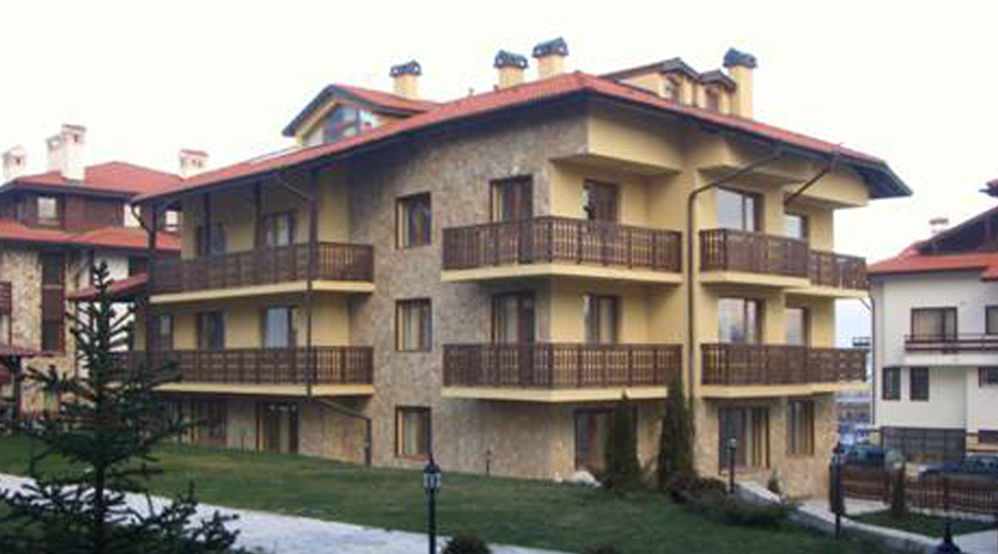 "Kurortkomplex ""Top Lodge"" Stadt Bansko"