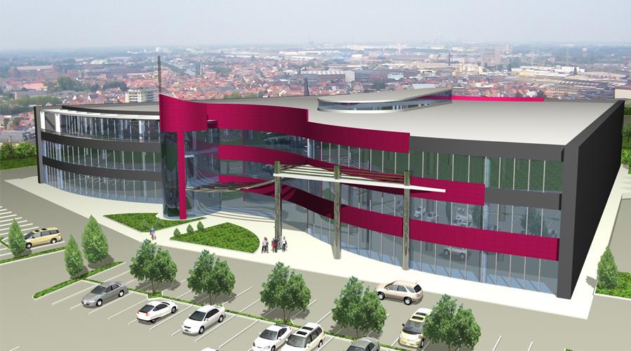 "Shopping Center ""Atrium"" Pleven"
