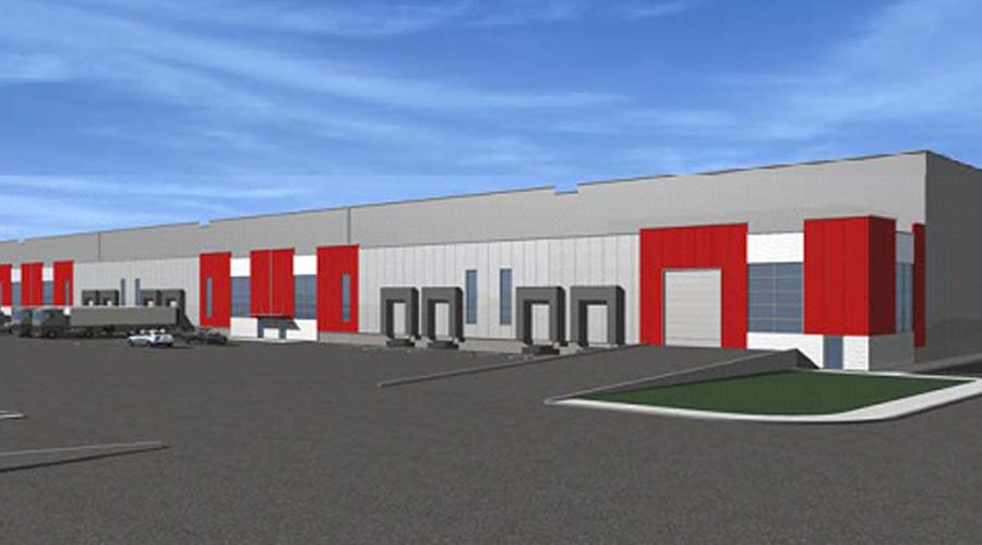 """Logistic Park """"Rousse Logistics"""" Rousse"""