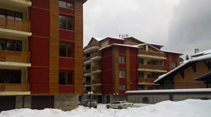 "Apartment Complex ""Sequoia"" Borovets"