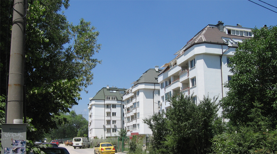 Residential Buildings Sofia, Vitosha Distr.