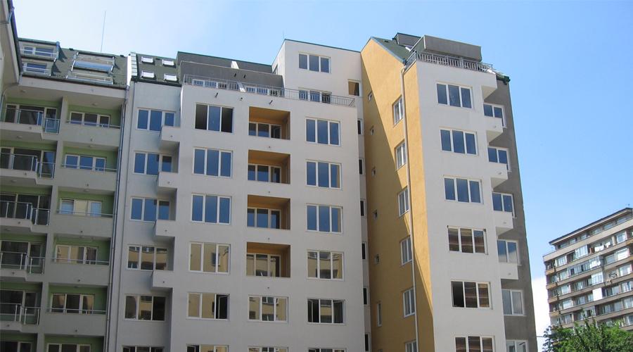 WOHNBAU Sofia, Geo Milev Wohnviertel