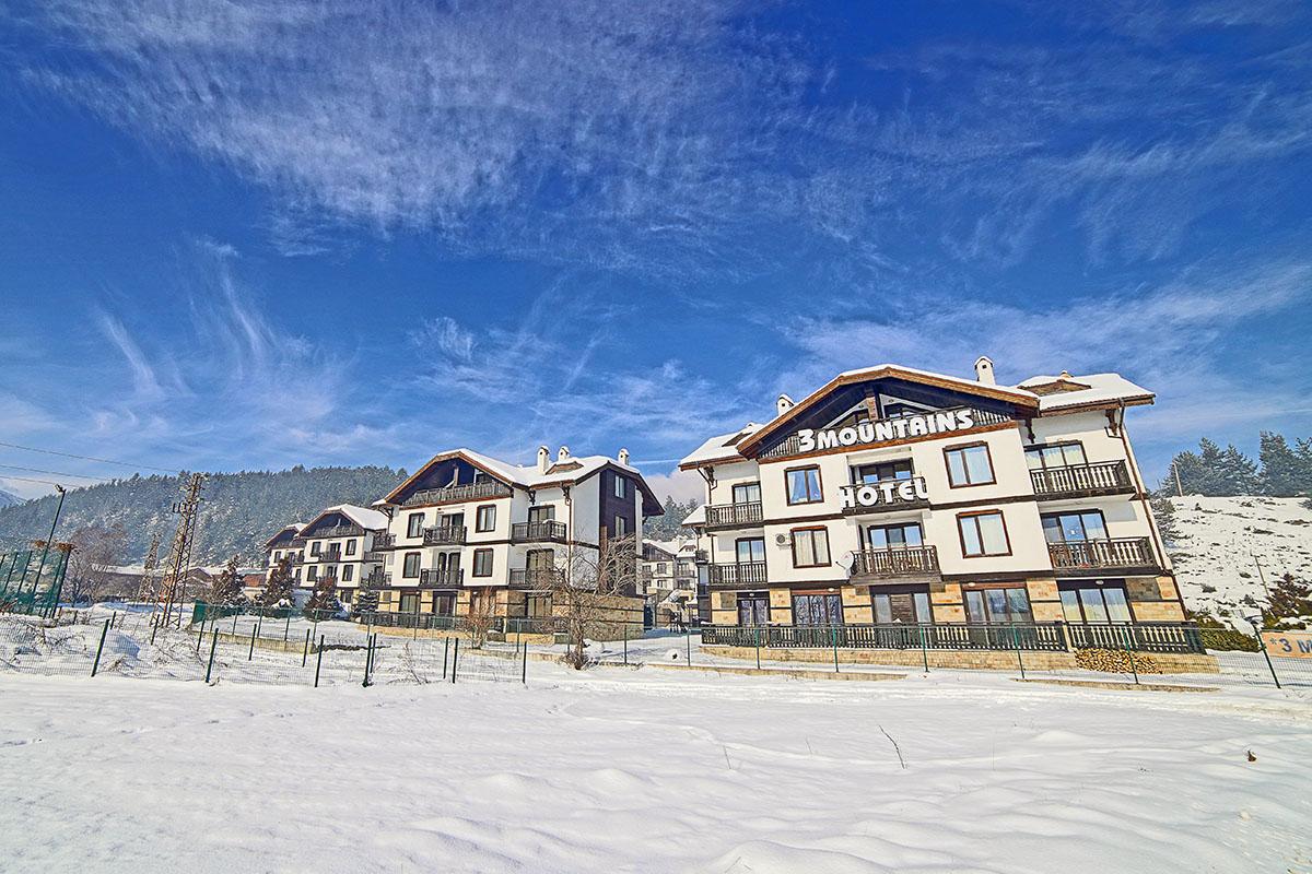 Three Mountains Hotel