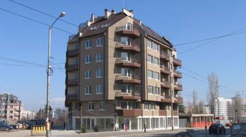 "Wohngebäude ""Ljulin""Sofia"