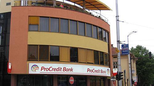 "Bank ""Prokreditbank"" Stadt Pleven"