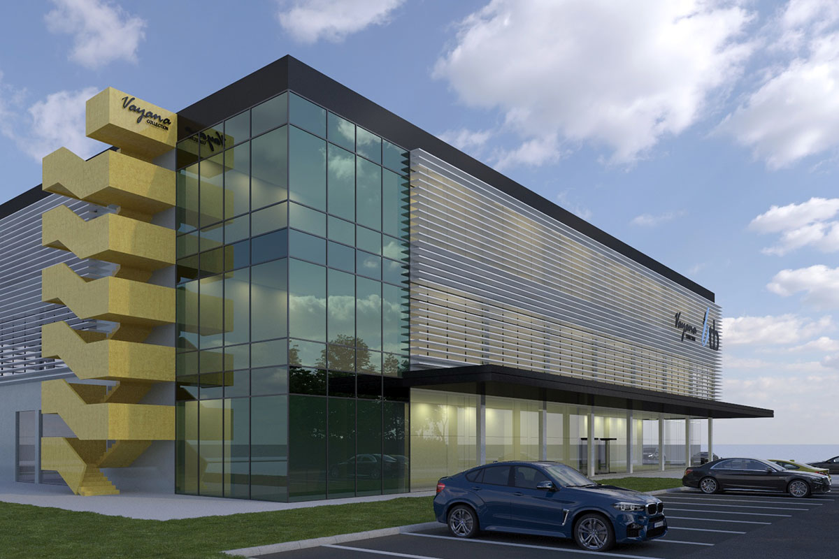 Сградата на БТБ в Русе