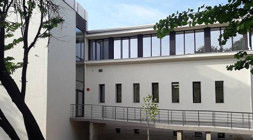 Преустройство на градска баня в медицински център гр. Плевен