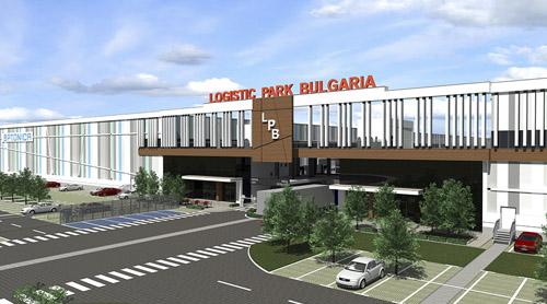 Логистичен Парк България с.Равно поле